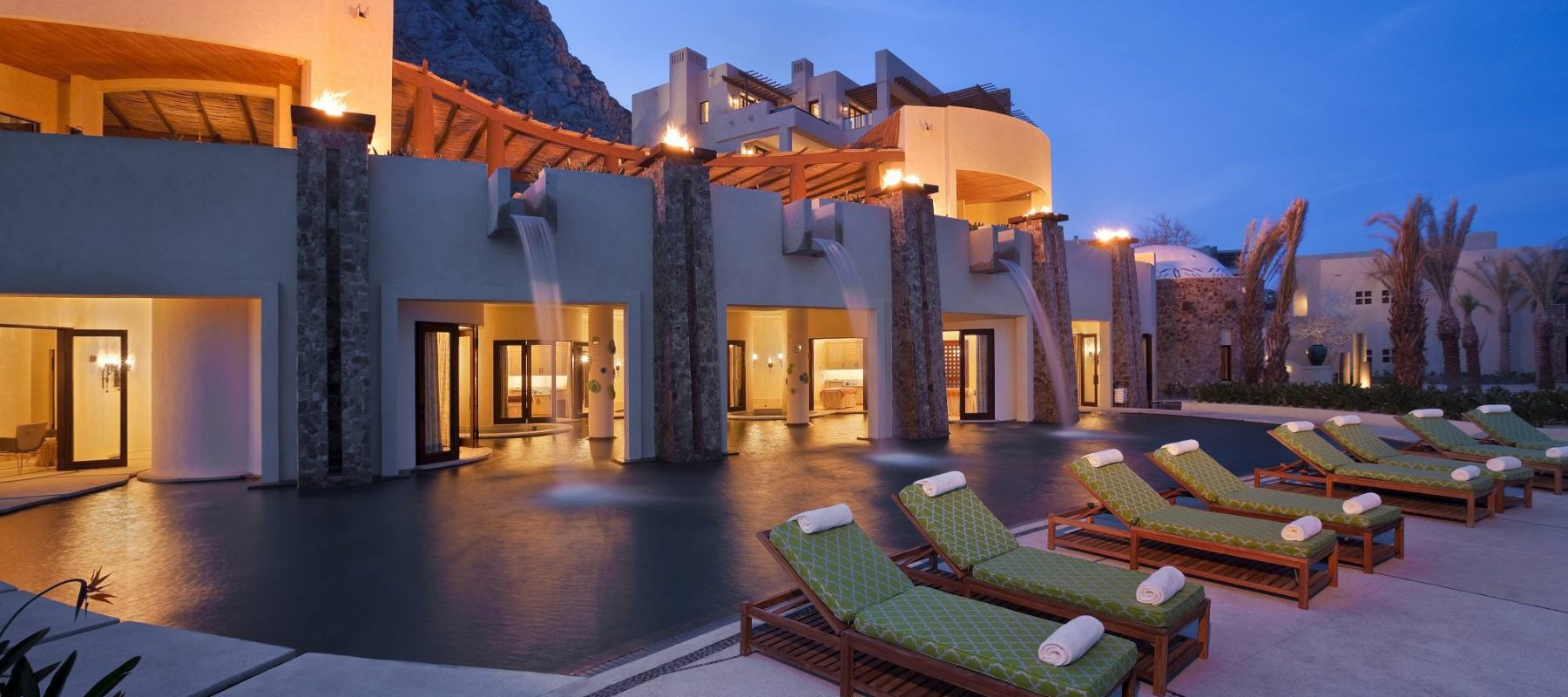 The resort at pedregal luxury cabo san lucas villas resort for Pedregal cabo san lucas
