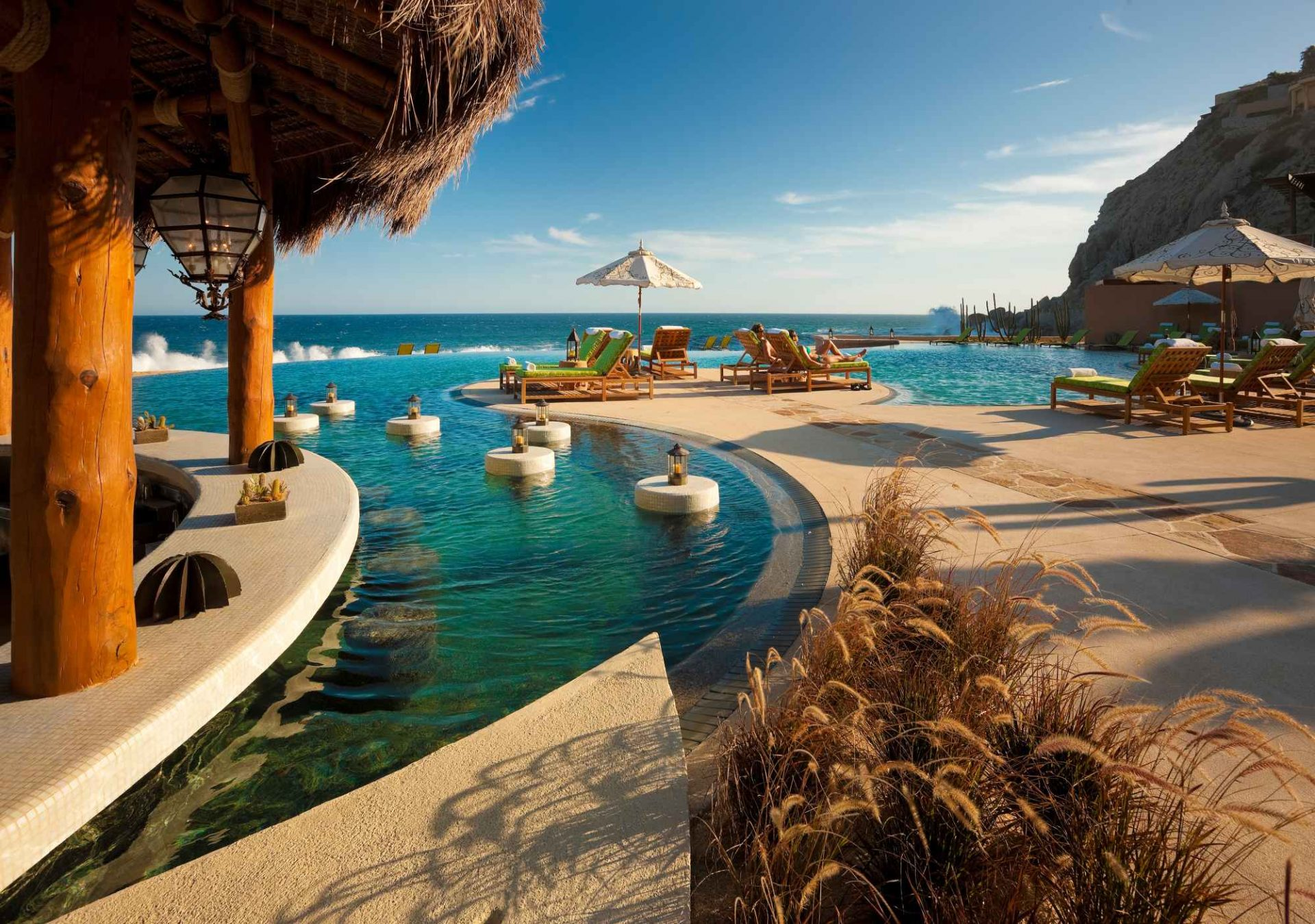 Cabo San Lucas Luxury Resort The Resort At Pedregal