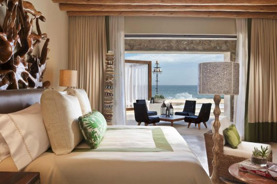 Three Bedroom Ocean View Suite at The Resort at Pedregal in Cabo San Lucas