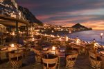 El Farallon Restaurant at Sunset at The Resort at Pedregal
