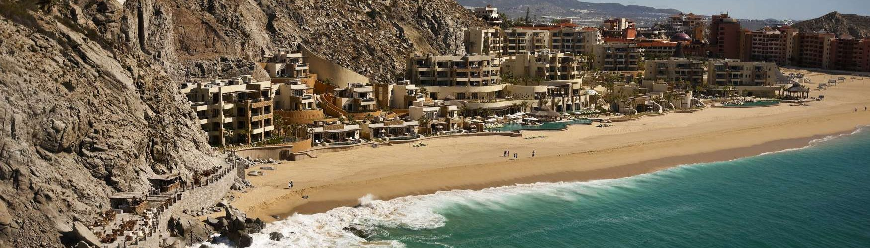 Amazing overview of The Resort at Pedregal