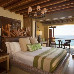 Spacious and luxurious Estrella suite at The Resort at Pedregal