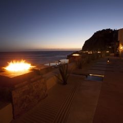 Awesome lobby night at The Resort at Pedregal
