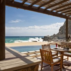 Ocean Views from Your Private Terrace at The Resort at Pedregal