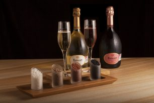 Champagne and Salt Pairings - Champange Terrace