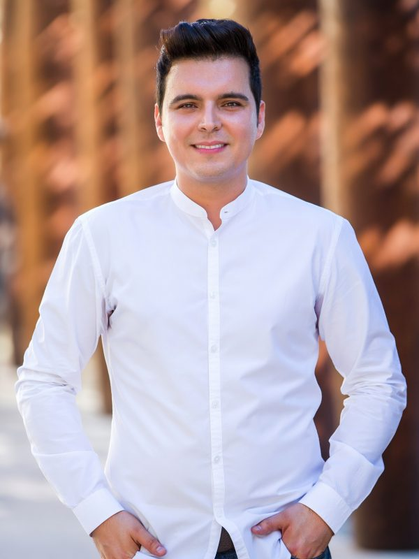 Alan Navarrete, Spa Director at Luna y Mar in Cabo San Lucas