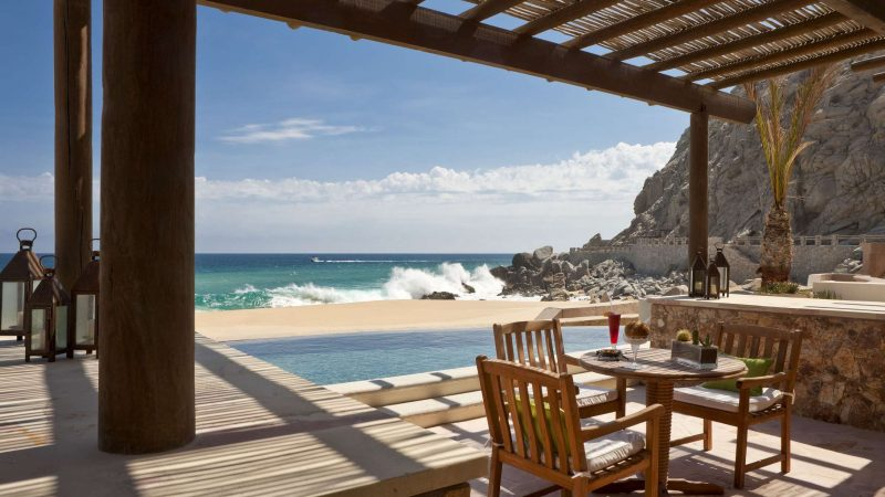 Enjoy Ocean Views from Your Private Terrace at The Resort at Pedregal