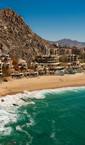 Travel + Leisure - Los Cabos Carries On