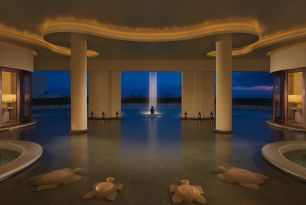 The Luna y Mar Spa at The Resort at Pedregal
