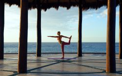 Fitness and Meditation at The Resort at Pedregal